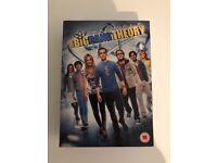 DVD Box Set Big Bang Theory Season 1-6