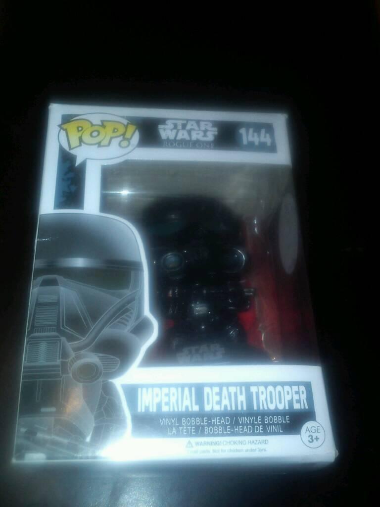 Star Wars Death Trooper Funko Pop Figure