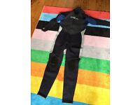 Sola men's wetsuit XXL excellent condition