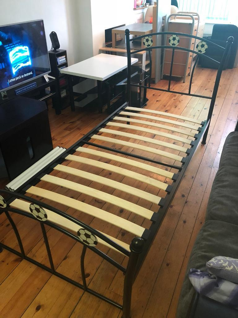 Football Single Bed Frame In Leicester Leicestershire Gumtree