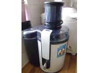 Philips whole fruit juicer