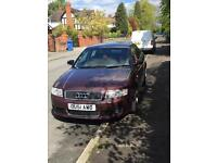 2002 Audi A4 12 months mot drives mint £725