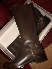 Petra by Carvela Kirt Geiger boots bnib size 5 uk