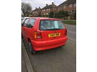 VW Polo very reliable little car
