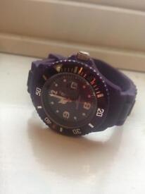 Purple Ice watch - small