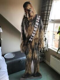 Star Wars Chewbacca Life size cardboard cut out
