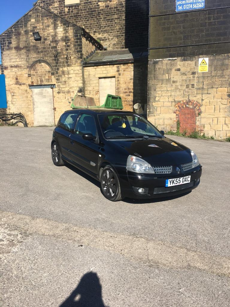 Renault Clio 182 In Keighley West Yorkshire Gumtree