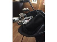 Selling my Callaway Strata golf set only been used 3 times bought in July.