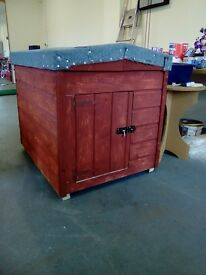 Large Newly Made Dog House For Sale