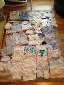 Baby boys bundle, newborn - 3 months