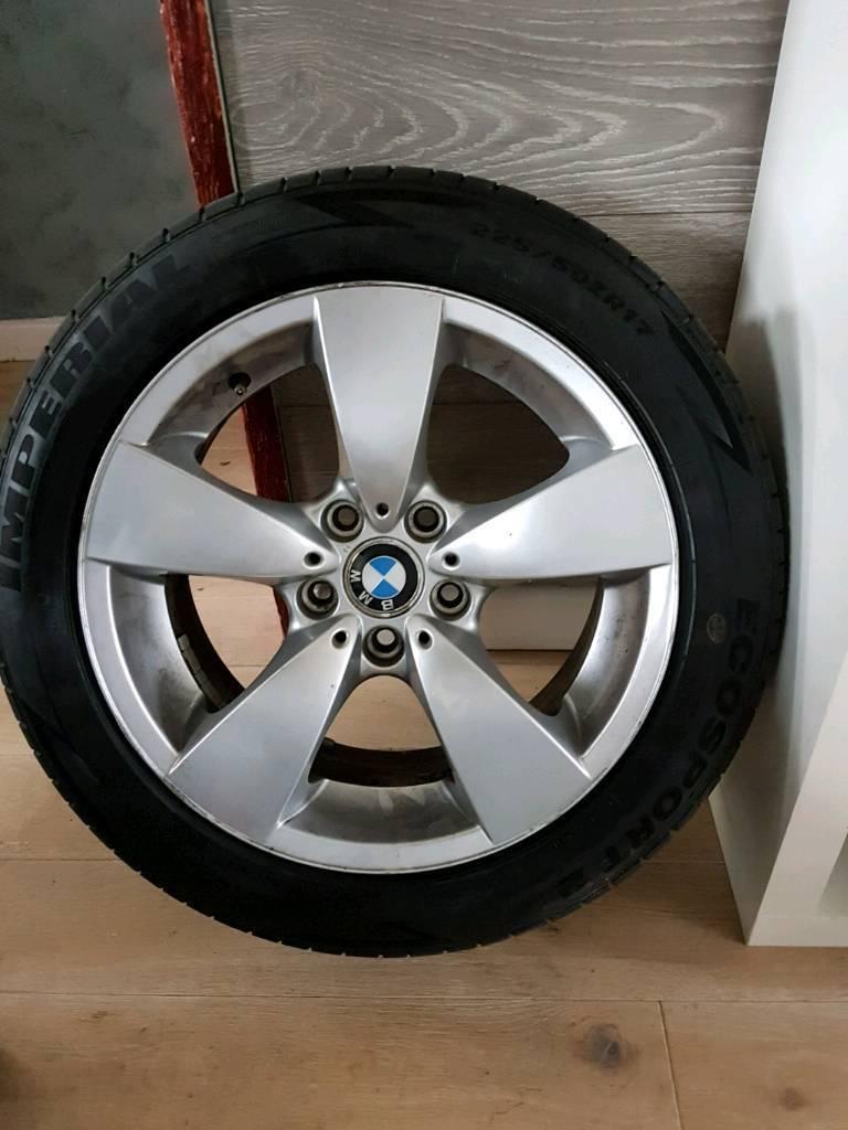 BMW Original Alloys and tyres