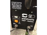 SIP gasless MIG welder used once