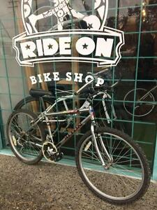 *TUNED* 18 Inch Rigid Mountain Bike. BARGAIN at ONLY $100