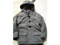 Boys coat size 4-5years