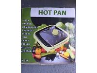 Electric hot pan