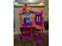 Barbie castle of secrets dolls house
