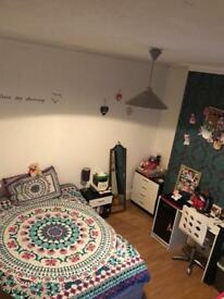 Double room available in professional share house