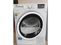 Beko tumble dryer condencer sensor 7kg 21months old like new no vent needed so can be used any ware