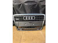 Audi A4 b8 front grill 2008 - 2012 genuine