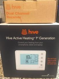 Hive1 Smart Home Central Heating & Water Controller