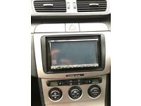 Car stereo system - pioneer avic hd1bt