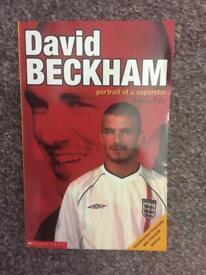 David Beckham. Only 50p