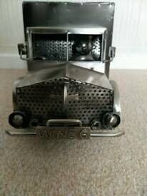 Lorry 6 bottle wine rack
