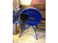 Large Electric Log Cutting Saw - Excellent condition - Einhell BT-LC 400/2
