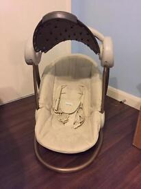 Mamas and papas starlight swinging chair