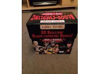 Horrible Histories box of books