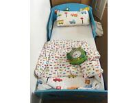 Toddler bed....sold