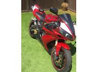 2005 Yamaha r1 High Spec