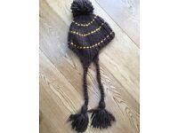 Bart's knitted ski / snowboarding hat
