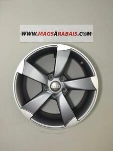 Mags 17 '' Audi Hiver disponible avec pneus