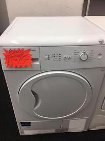 BEKO 8KG CONDENSERR TUMBLR DRYER IN WHITE
