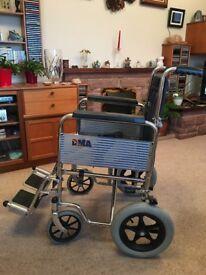 DMA wheelchair