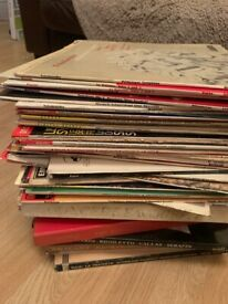 Classical vinyl records - Denton m34