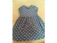 Girls 3-4yr dress