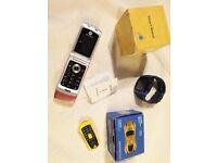 Motorola w377 mobile phone, new mind F1 mini mobile phone, smart watch (spares or repairs)