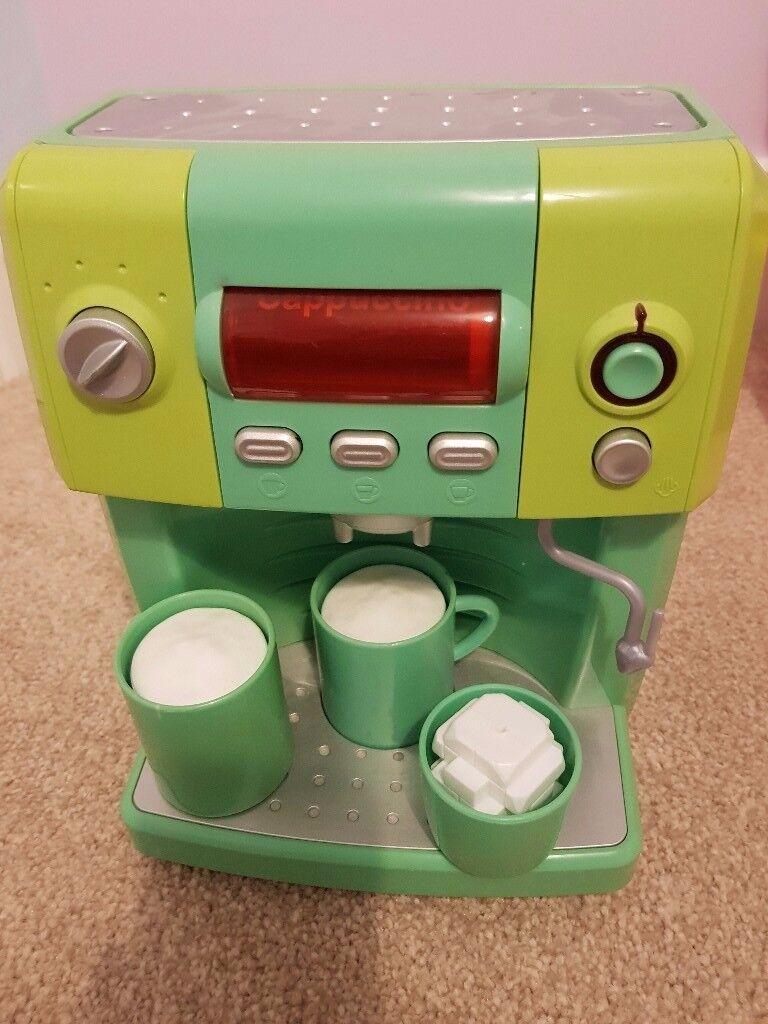 Toy Coffee Machine
