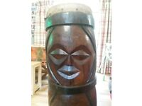 Authentic African Zulu drum