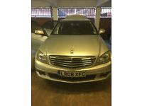 Lovely Mercedes c class diesel automatic Two owners full see