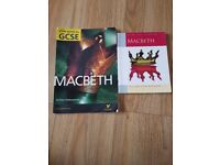 GCSE MACBETH BOOKS