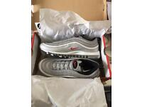 SOLD OUT! Nike air max 97. Size U.K. 11
