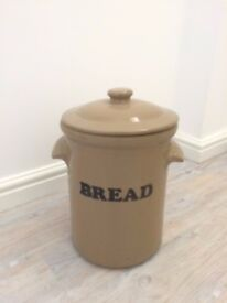 New ceramic bread bin