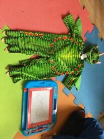 Dragon costume Halloween 3-6