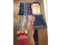 18-24 months girls summer bundle.