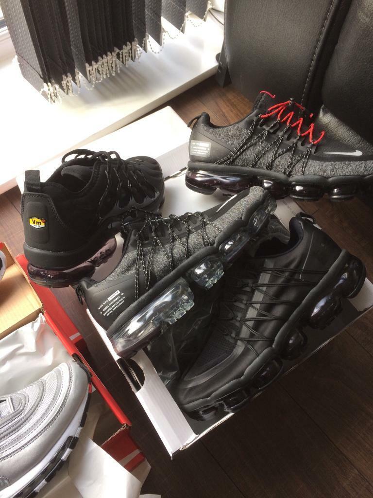 788f61b23b37 Nike air vapormax vms 90 95 97 utility flyknit trainers new men s