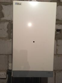 Ideal mini combi boiler & 6 rads
