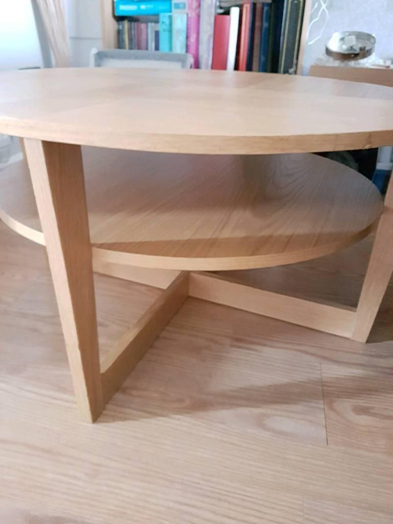 Ikea Vejmon Coffee Table